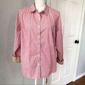 Talbots shirt size 18WP